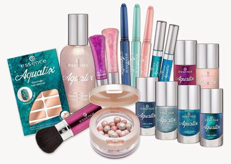 "essence trend edition ""aquatix"""