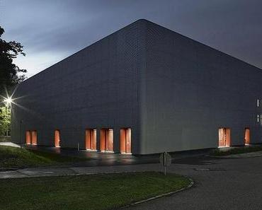 Martin Schlüter: Die BND-Zentrale in Pullach