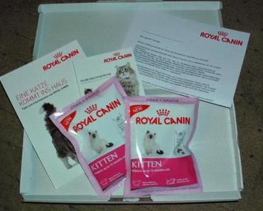 Katzenfutterprobe von Royal Canin