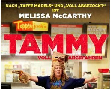 Review: TAMMY – VOLL ABGEFAHREN - Wenn Frauen die Dummheit der Männer unterbieten wollen