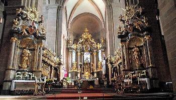Dom St. Peter zu Worms - Innen (Teil 2)