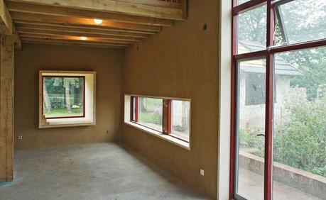 Innovative lehmbau architektur f r den waldorf kindergarten - Architektur fur kinder ...