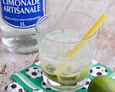 Brazil 2014 kulinarisch: Ipanema – Caipi alkoholfrei mit Limo