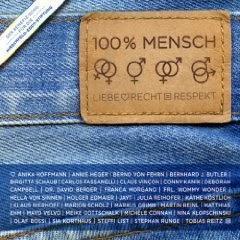 100 Prozent Mensch feat. Hella von Sinnen u.a. - 100 Prozent Mensch