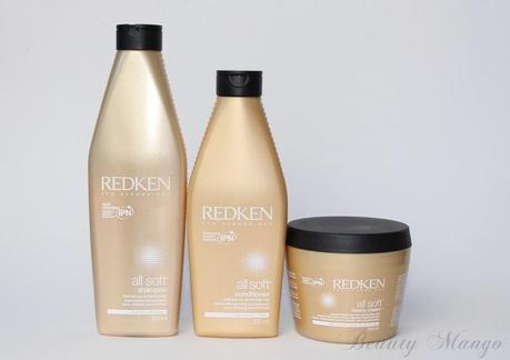 [Review] Redken All Soft