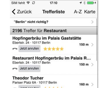"Review: ""Das Telefonbuch"" App"