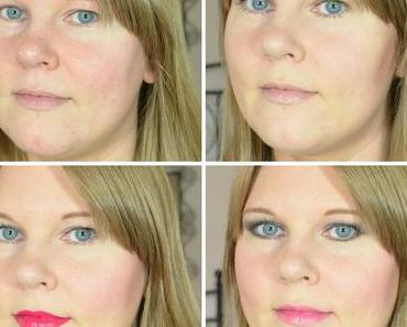 Vorher / Nachher: The Power of Make-up