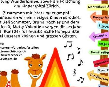 Familientag mit Herz: Charity meets Amphi