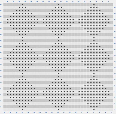 Niedlich Häkeln Wäschekorb Muster Ideen - Schal-Strickende Muster ...