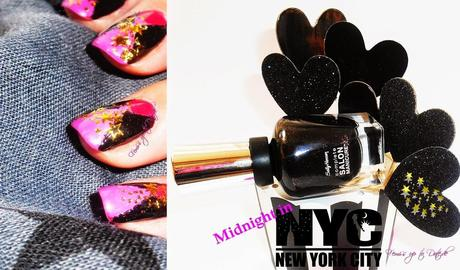 Sally Hansen Complete Salon Manicure Midnight N.Y.