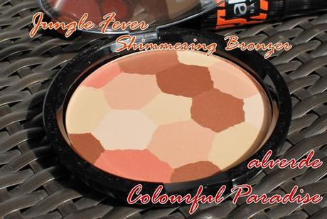 alverde jungle fever shimmering bronzer