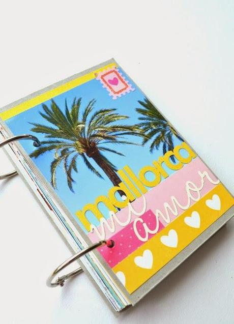 mini-album // mallorca, mi amor!