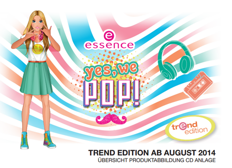 Preview LE yes we POP! von essence