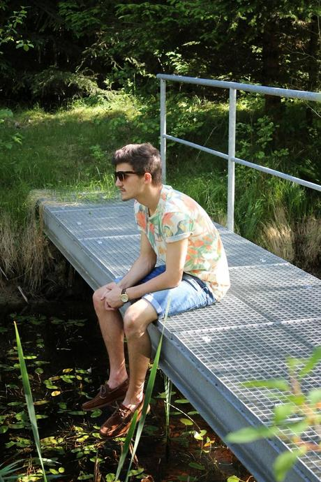 Outfit of the Week: Sunny Lakeside