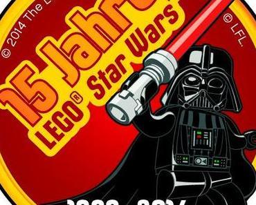 Galaktischer Geburtstag: 15 Jahre LEGO Star Wars