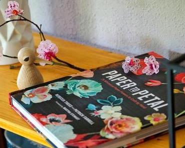 Papierblumen DIY und verliebt in Holz-Early Bird