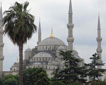 Istanbul, Du graue Schönheit.