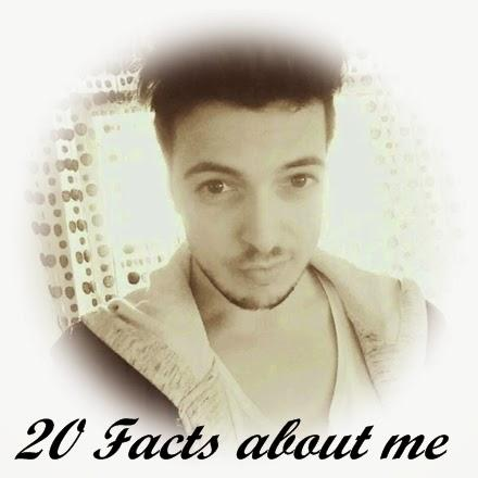 20. FACTS ABOUT ME