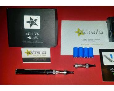 TEST: eGo-V6 Starterset von Estrella