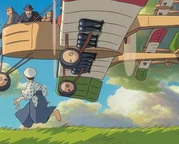 """""""Wie der Wind sich hebt"""" von Hayao Miyazaki"""
