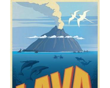 Pixars nächster Kurzfilm: Lava