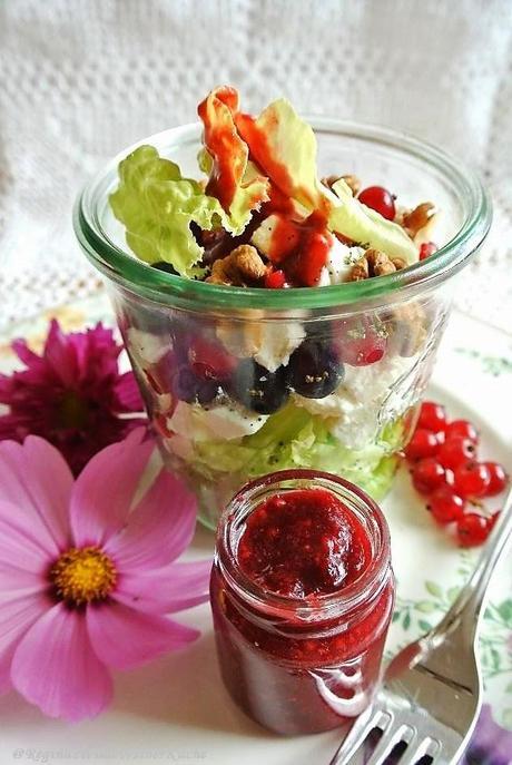 himbeer ingwer honig senf fruchtig scharfer frischekick nicht nur f r sommerliche salate. Black Bedroom Furniture Sets. Home Design Ideas