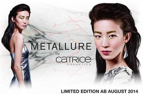 [Preview] Catrice LE Metallure