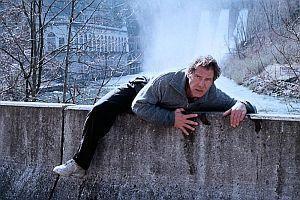 """""""Auf der Flucht"""" / """"The Fugitive"""" [USA 1993]"""