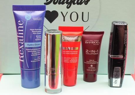 Douglas Box of Beauty Juli 2014