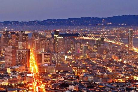 25 Cities you should visit in your lifetime : San Francisco