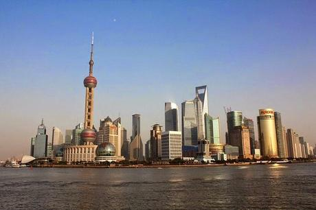 25 Cities you should visit in your lifetime : Shanghai