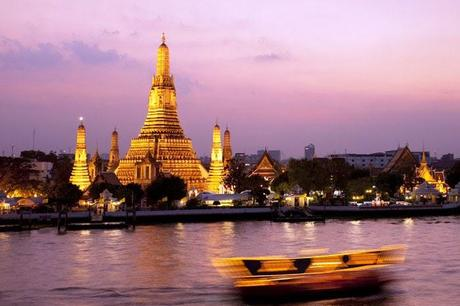 25 Cities you should visit in your lifetime : Bangkok