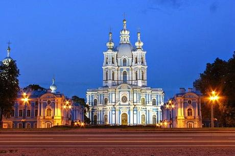 25 Cities you should visit in your lifetime : St. Petersburg