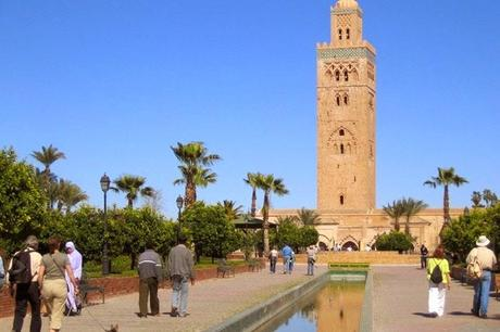 25 Cities you should visit in your lifetime : Marrakesch