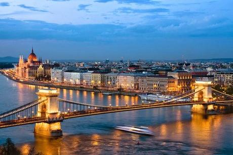 25 Cities you should visit in your lifetime : Budapest