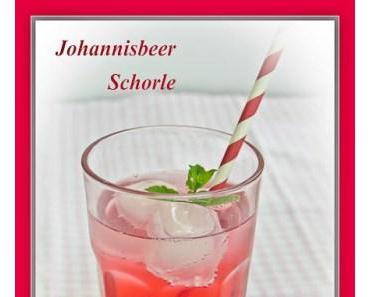 Rezepte mit Johannisbeeren: Torte, Sirup, Zuckerguss  in Pink, Schorle und Essig