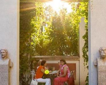 Sommerfest im Garten der Villa Stuck – ein wunderschöner Abend