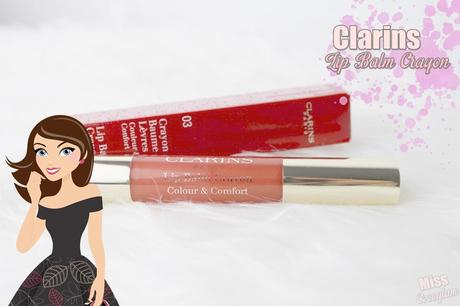 Clarins 'Lip Balm Crayon' 03 tender coral [Review]