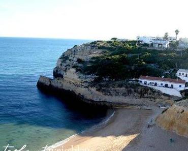 Algarve die Erste – #kunterbuntweissblaugoesalgarve