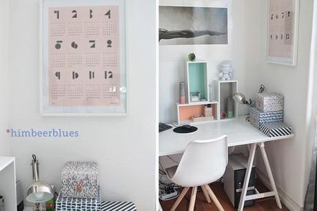 so macht arbeiten spa endlich neue schreibtisch deko. Black Bedroom Furniture Sets. Home Design Ideas