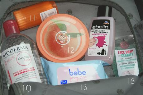 #1 Travel Edition : What's in my essential Bag?