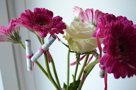 Diy Geldgeschenk Geld Blumenstrauss