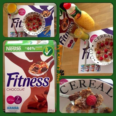 Nestle Fitness Cerealien