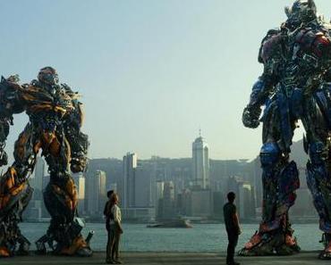 """""""Transformers – Ära des Untergangs"""" von Michael Bay"""