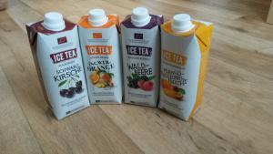 Im Test: Die neuen Eisteesorten von Tee Gschwendner (Teil 1)