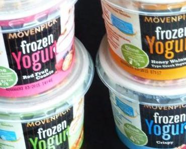 Fix und Fertiges: Mövenpick frozen Yogurt