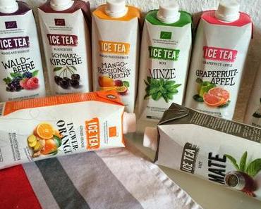 Produkttest Eistee von Tee Gschwender