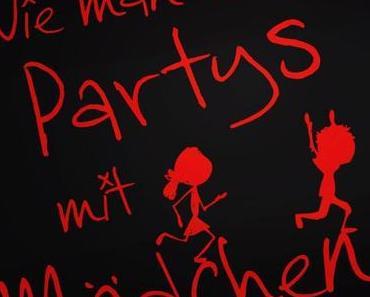 """[Dit & Dat] Exklusive Titelankündigung – Neil Gaimans """"Wie man sich auf Partys mit Mädchen unterhält""""!"""