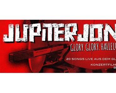 Glory.Glory.Hallelujah – Jupiter Jones präsentieren die erste Live CD/DVD der Band-Geschichte