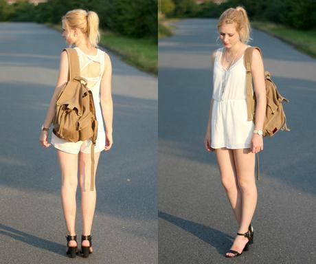 OUTFIT I JUMPSUIT AND BAGPACK
